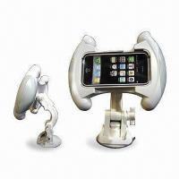 China Steering Wheel Hand Grip with Stand for iPhone and Protective Screen Cover wholesale
