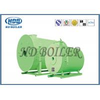 China Fuel Saving Industrial Thermic Fluid Boiler / Waste Wood Hot Oil Boiler System on sale