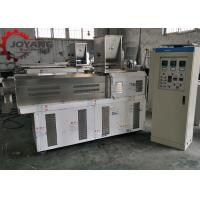 China Core Filling Puffed Corn Snack Making Machine Stainless Steel Material 380V Voltage on sale