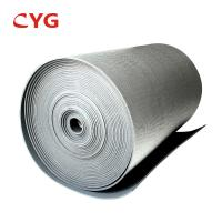 China Heat Absorbing Sheets Fire-retardant Pipe Insulation Rubber HVAC Insulation Foam wholesale
