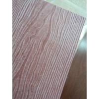 China Decorative Waterproof Wood Fiber Cement Panel , Fiber Cement Board Siding wholesale