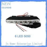 China 12V SAE / DOT Compliant Signal LED DRL Bulbs Auto Multi Function Driving Light on sale