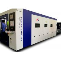 China Automatically Industrial Laser Cutting Machine 1000 Watt with Water Cooling wholesale