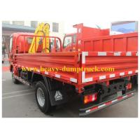 China 13.1 t Sinotruk HOWO truck mounted crane Euro Ⅲ 88 hp for Africa wholesale