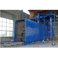 China I beam Steel structure shot blasting machine in good quality and long service life on sale