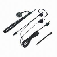 China Handheld Game Accessories, NDSL 3-in-1 Bundle Kit with Headphone and Microphone wholesale
