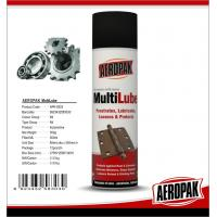 China AEROPAK High Quality All purpose MultiLube&Anti rust lubricant for Car Care wholesale