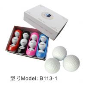 China golf sports goods  , sports golf balls wholesale