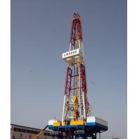 China Hydraulic Drilling Rig Mast For Oil In Drilling Rig , High Performance wholesale