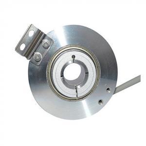 China Large Hole Shaft Push Pull Rotary Encoder 32768 Ppr High Performance on sale