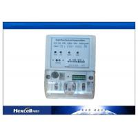 China STS Prepaid Energy Meter Emergency Credit , Single Phase Two Wire Static Energy Meter wholesale