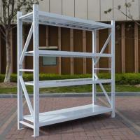 China Reusable 3 Tier  Metal Shelf For Display  ,  Warehouse Storage Rack Shelf System wholesale