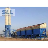 China 32T Stabilized Soil Mixing Plant , Concrete Mixing Station With CE Certification wholesale