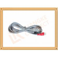China Safety 4 Pin To 3 Pin EMS Tens Unit Lead Wires Copper For Patient wholesale