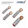 Buy cheap DTL-2 Bimetallic Copper Aluminum Cable Lug, aluminium copper tubular terminals from wholesalers