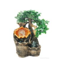 China Custom garden ornament resin flower pot on sale