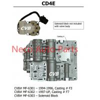 China Auto transmission CD4E sdenoid valve body good quality used original parts wholesale