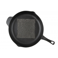 China 1.2MM Chainmail Scrubbers Cleaning Cast Iron Skillet Effortless wholesale