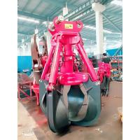 China Rotating Logging Grapple Attachment For Excavator Grab Material And Rock wholesale