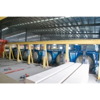 China 11kW Autoclaved Aerated Concrete Production Line wholesale