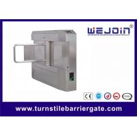 China Safety Barrier Gate Turnstile Access with Aluminum Alloy Mechanism Core wholesale