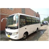 China Public Transportation Buses Mini Van Bus 26 Seat Tourist With Diesel Engine wholesale