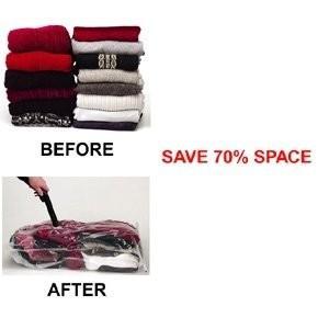 China 85*55cm,80*60cm seal Clothes Vacuum Bag, Waterproof,durable, travel vacuum bags wholesale