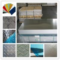 China Alloy 1100 3003 Smooth Reflective Aluminum Sheet Plate Hot Rolling and Cold Rolled wholesale