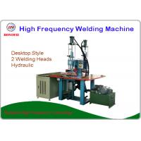 China 27.12 Mhz High Frequency Welding Machine Hydraulic Press 3.5-5 Seconds Welding Time on sale