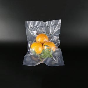 China Transparent Antibacterial Embossed Vacuum Bags BPA Free wholesale
