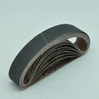 China Frosted Nylon Auto Cutter Parts Black Round Grinding Belt For Lectra Vector MP6 wholesale