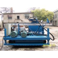 China XPL-20A  Jet - Grouting With Crawler Mounted Crawler Drilling Rig wholesale