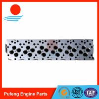 China HINO cylinder head P11C for excavator SK460-8 CAMC mixer truck S11101-4302 on sale