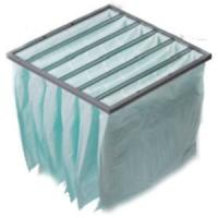 China F5-F8 Aluminum frame pocket filter for clean room wholesale