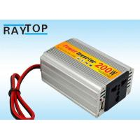 China 200W Car Ac To Dc Power Converter Charger 12V To 220V For Cell Phones IPhone GPS wholesale
