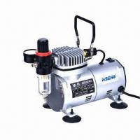 Buy cheap Single Cylinder Piston Compressor, tattoo, hobby and tanning machine from wholesalers
