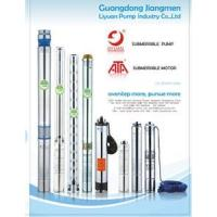 "China 4""Submersible Deep Well Borehole Water Pump (100qj6) wholesale"