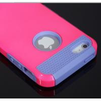 China Hybrid Soft Silicone Waterproof Cell Phone Cases For Apple IPhone 5 wholesale