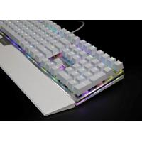 China Win10 Waterproof PC Gaming Keyboard And Mouse With Silk Screen Printing wholesale