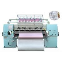 China Long Machine Life Industrial Quilting Machines Computerized For Bed Products on sale