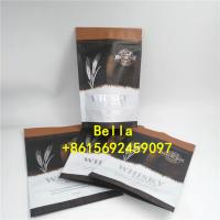China Laminated Aluminum Foil Pouch Packaging Zip Lock Bag Stand Up Pouch Coffee Bag wholesale