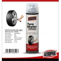 China Continental Fix Emergency Tyre Repair White Foam Car Tire Puncture Repair wholesale