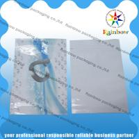 China Mylar Comestic Packaging Bag With Zipper For Facial Mask wholesale