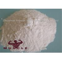 China 99% Assay Raw Steroid Powders Superdrol / Methasterone Powder For Muscle Gain CAS 3381-88-2 wholesale