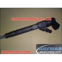 China Bosch common rail injector 0445110084 0445110184 for RENAULT 8200084534 wholesale
