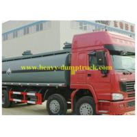 China Fuel Tanker Truck Sinotruk howo Chemical Liquid 26500L for Congo wholesale