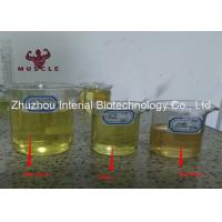Quality Strongest Injectable Drostanolone Steroids Drostanolone Enanthate 100mg / Ml for sale