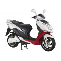 China 3000 Watt Powerful electric scooter motorcycle 60V lithium battery , EEC Approval wholesale
