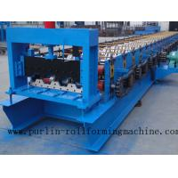 China Hydraulic Station For Trough Closed Lader Metal Deck Roll Former Machine Customizable wholesale