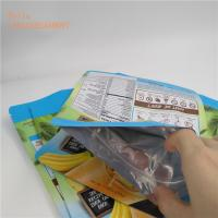 Quality Stand Up Snack Bag Packaging Custom Printed Prevent Leakage For Food Industry for sale